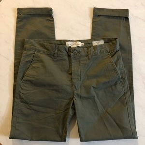 H&M Label of Graded Goods Olive Green Cargo Pants